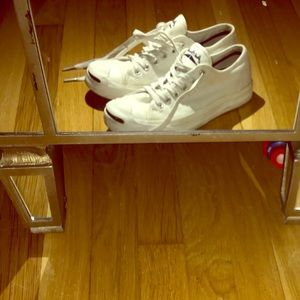 Jack Purcell White Core Converse